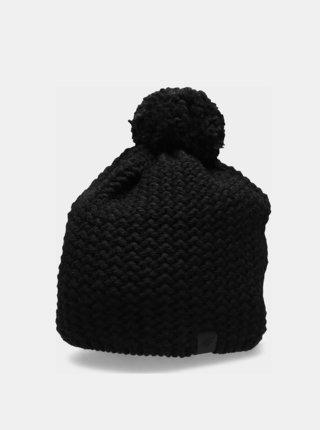 Zimní čepice 4F CAM154  Černá