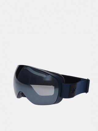 Pánské lyžařské brýle 4F GGM351 Modrá