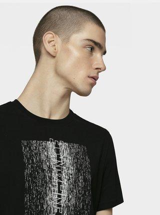 Pánské tričko 4F TSM2142 Černá