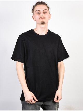 Element BASIC CREW FLINT BLACK pánské triko s krátkým rukávem - černá