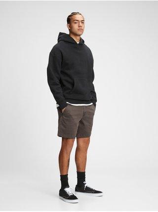 Černé pánské kraťasy 8 vintage shorts