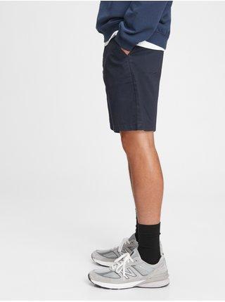 Modré pánské kraťasy 8 vintage shorts