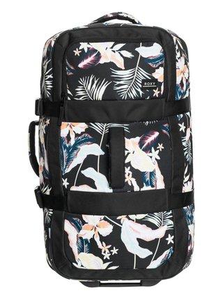 Roxy IN THE CLOUDS ANTHRACITE PRASLIN S cestovní taška - černá