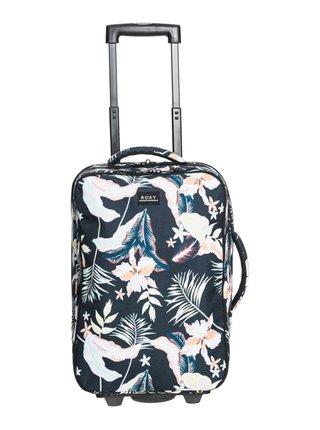 Roxy GET IT GIRL ANTHRACITE PRASLIN S kufr do letadla - černá