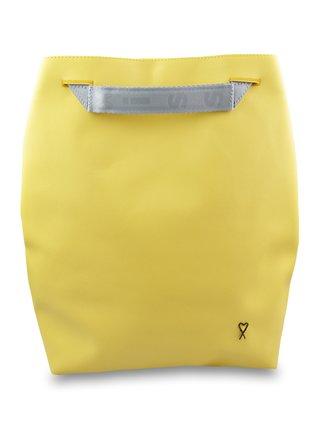 Xiss žltý mestský ruksak Yellow City