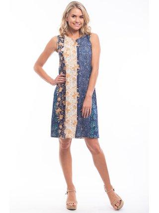 Orientique letné kvetované šaty Toledo