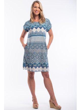Orientique letní šaty Leon se vzory