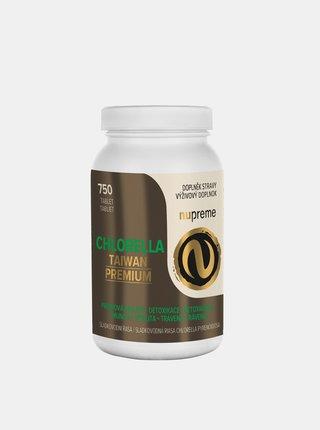 Doplněk stravy Chlorella Taiwan Premium Nupreme (750 tablet)