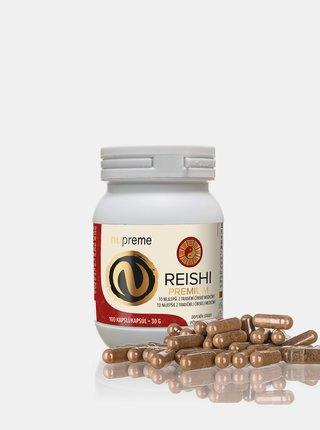 Doplněk stravy Reishi extrakt Nupreme (100 kapslí)