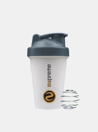 Bílý shaker Nupreme (400 ml)