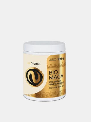 Doplněk stravy Bio Maca Nupreme (150 g)