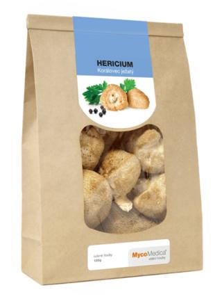 MycoMedica Hericium sušené 100 gramů
