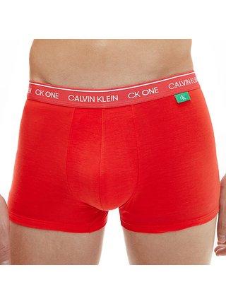 Pánské boxerky CK ONE červené