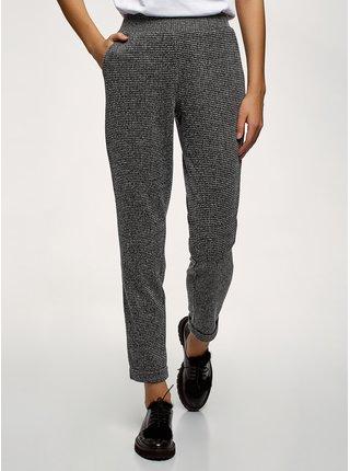 Kalhoty úpletové s gumou OODJI