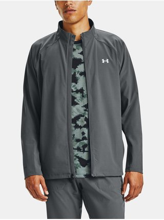 Bunda Under Armour M UA Launch 3.0 STORM Jacket - šedá