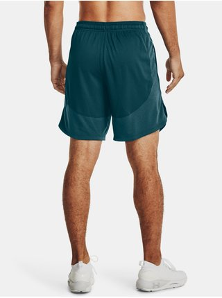 Kraťasy Under Armour Knit Training Shorts-BLU