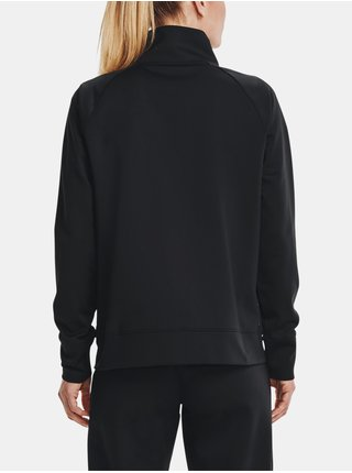 Bunda Under Armour Recover Tricot Jacket-BLK