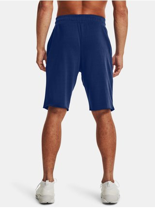Kraťasy Under Armour UA RIVAL TERRY SHORT-BLU