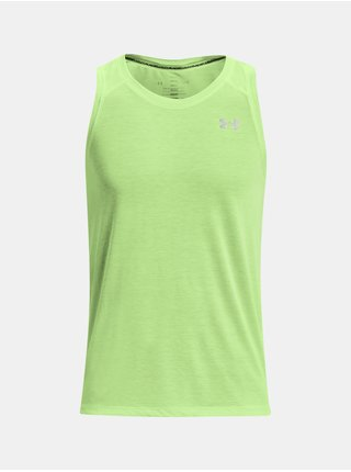 Tílko Under Armour Streaker Singlet-GRN