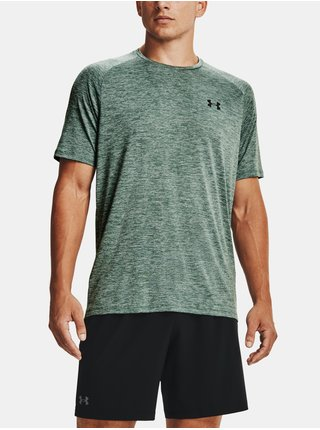 Tričko Under Armour UA Tech 2.0 SS Tee - zelená