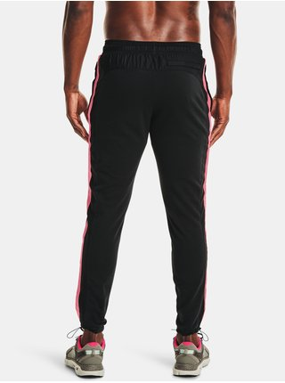 Tepláky Under Armour RIVAL TERRY AMP PANT-BLK