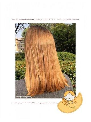 laSaponaria Přírodní barva na vlasy Devi BIO (100 g) - písek