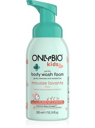 OnlyBio Jemná mycí pěna pro děti od 3 let (300 ml)