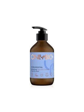OnlyBio Osvěžující pleťový čisticí gel Hydra Mocktail (250 ml)