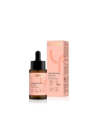 OnlyBio Obnovující noční pleťové sérum Anti Age Elixir (30 ml)