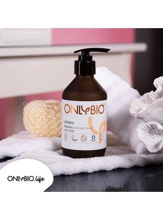 OnlyBio Prebiotický gel pro intimní hygienu (250 ml)