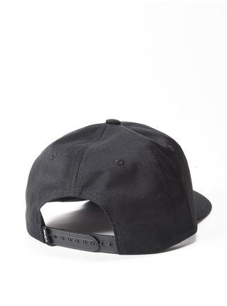 RVCA DAYSHIFT black baseballová kšiltovka - černá