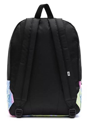Vans REALM TIE DYE ORCHID batoh do školy - barevné