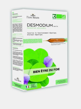 Desmodium BIO Flora Natura (20 x 15 ml)