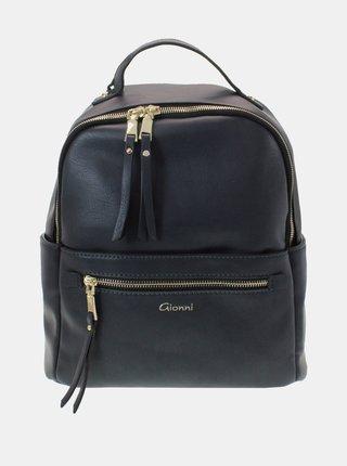 Černý batoh Gionni