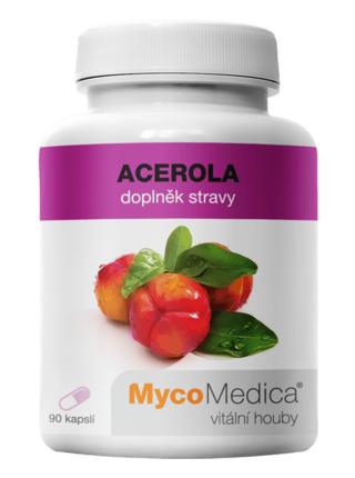 Mycomedica Acerola 90 tobolek