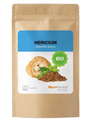 Mycomedica Hericium prášek BIO 100g