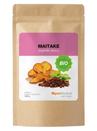 Mycomedica Maitake prášek BIO 100g