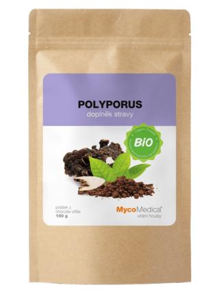 Mycomedica Polyporus prášek BIO 100g