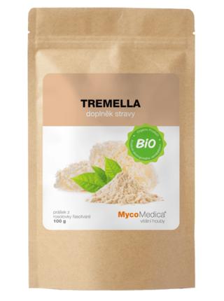 Mycomedica Tremella prášek BIO 100g