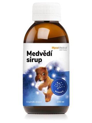 MycoMedica Medvědí sirup 200ml