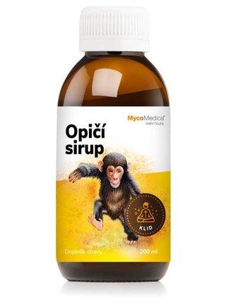 MycoMedica Opičí sirup 200ml