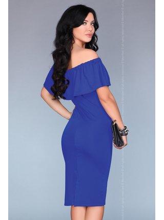 Dámské šaty model P30253 - Merribel modrá