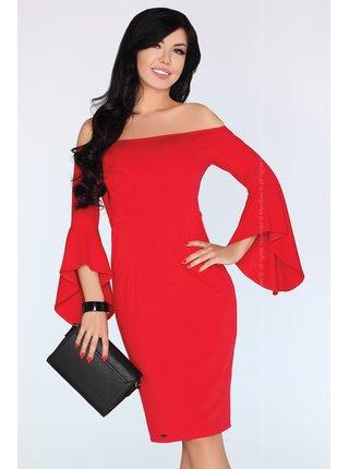 Dámské šaty model P30337 - Merribel červená