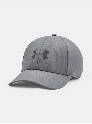Kšiltovka Under Armour Isochill Armourvent STR-GRY
