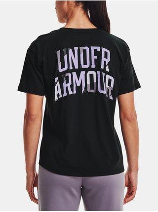 Tričko Under Armour IWD Graphic SS Tee - černá