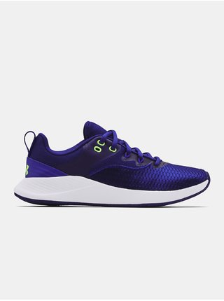 Boty Under Armour W Charged Breathe TR 3 - modrá