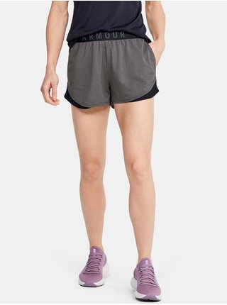 Kraťasy Under Armour Play Up Shorts 3.0-GRY