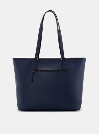 Tmavě modrý shopper Gionni