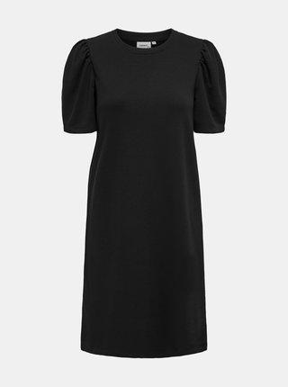 Čierne šaty ONLY Dianna