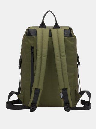 Zelený batoh Consigned